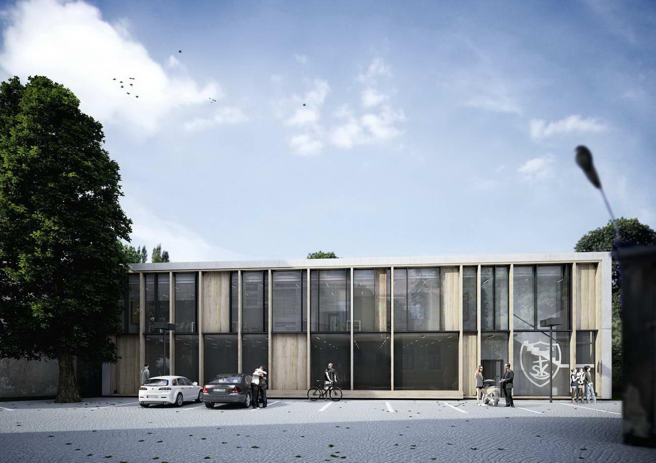 Rozbudowa KLO w Szczecinie