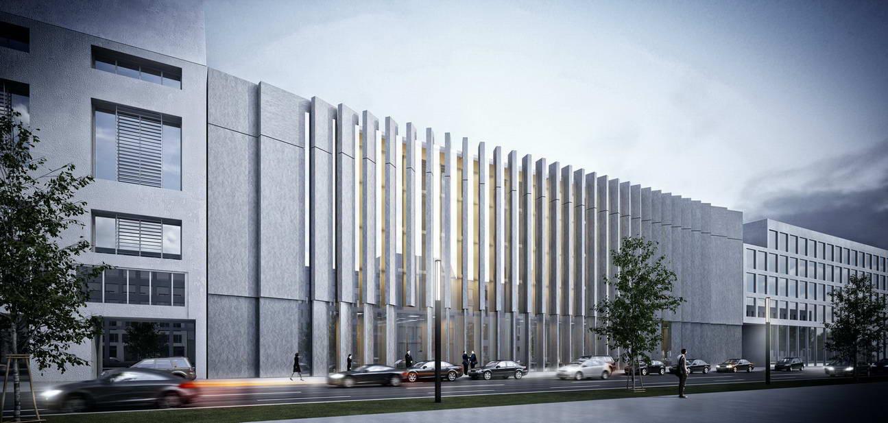 Budynek Ambasady RP w Berlinie
